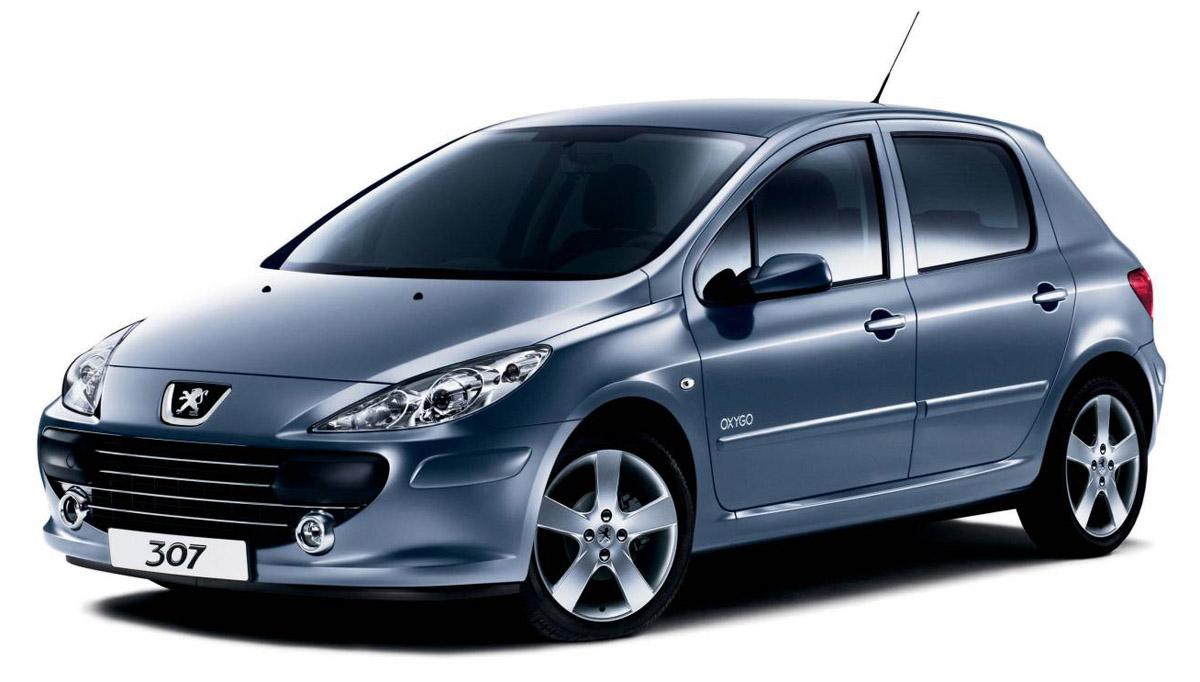 Ремонт Peugeot (Пежо) 307